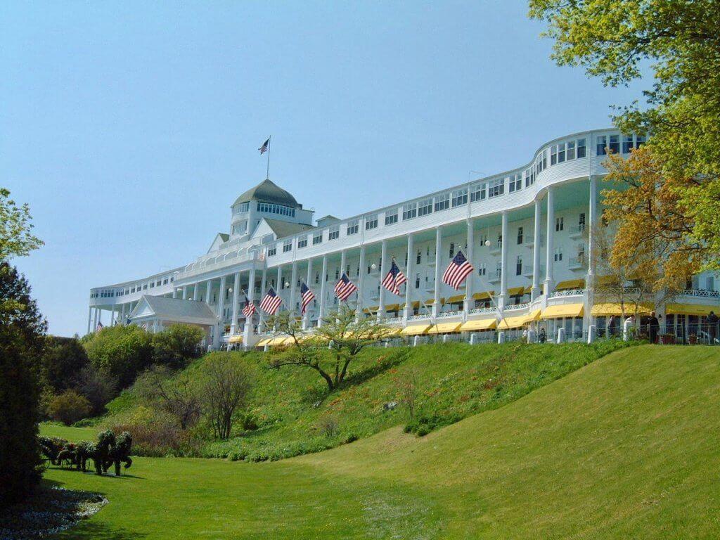 Grand Hotel Mackinac Golf Vacation
