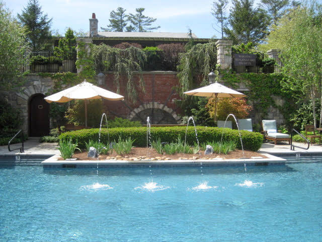 Pool at Old Edwards Inn