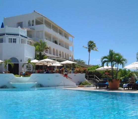 La Samamma Resort on the French side of St Maarten St Martin