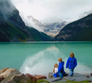Picture Perfect Great View of Lake Louise